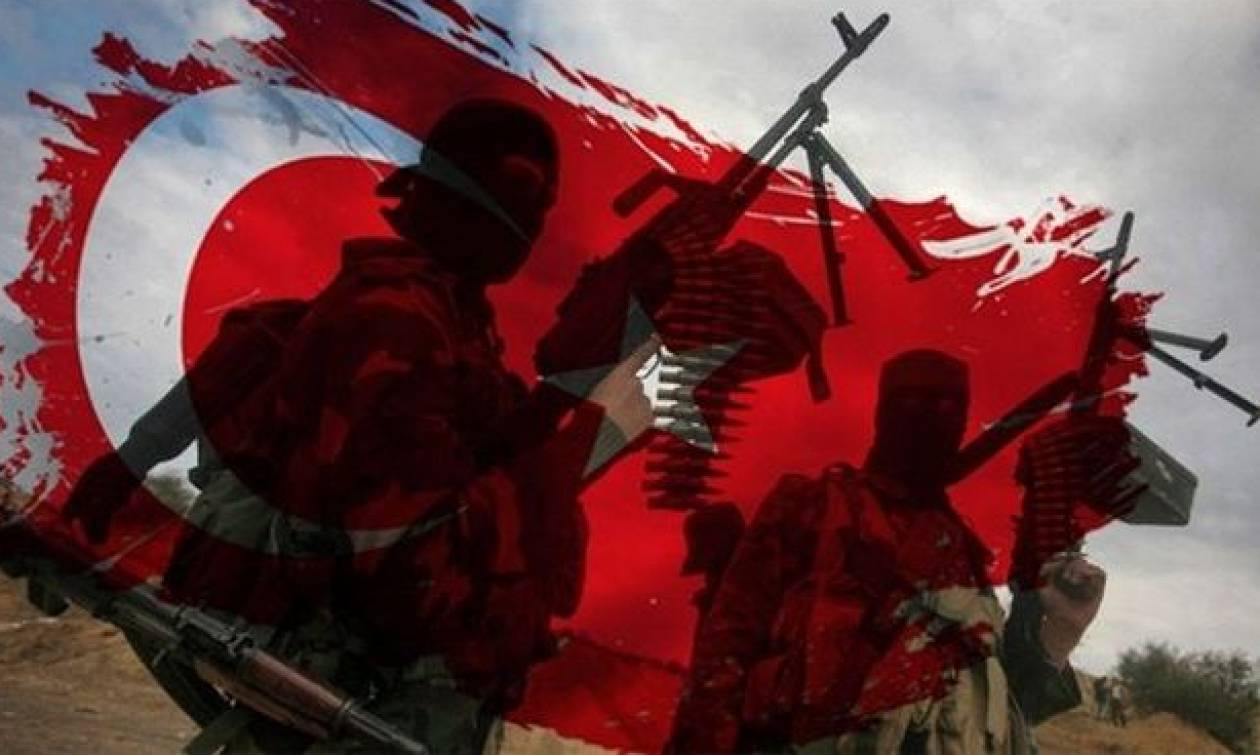 Οι Τούρκοι μας απειλούν: Θα σας ρίξουμε στη θάλασσα - Η τουρκική σημαία θα κυματίσει στην Αθήνα