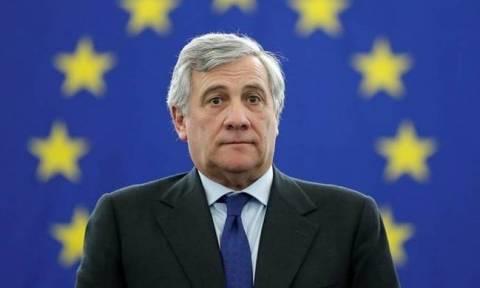Αντόνιο Ταγιάνι: Θα παραμείνω πρόεδρος του Ευρωκοινοβουλίου