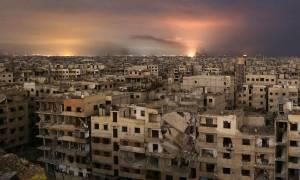 Συρία: Οι δυνάμεις του Άσαντ έχουν κόψει στα δύο την Ανατολική Γούτα