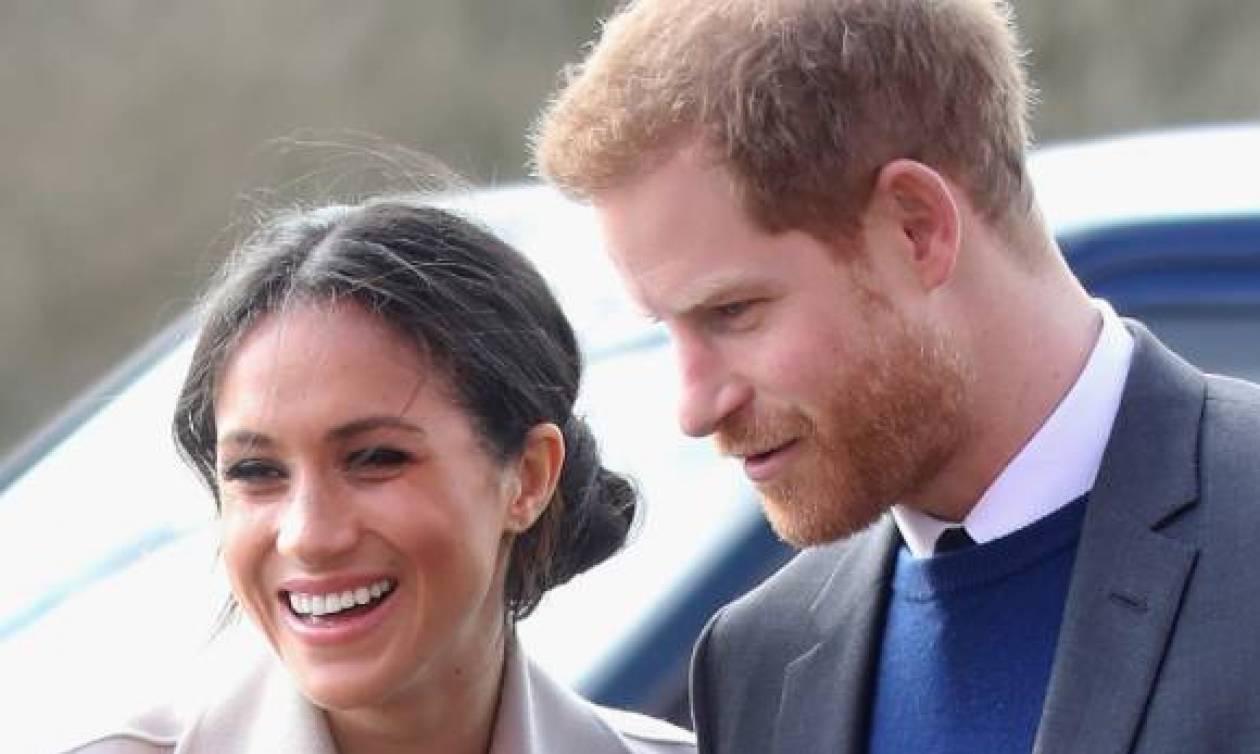 5a3f4f301814 Βρετανία  Στο φως της δημοσιότητας κρυφές λεπτομέρειες για τον γάμο της  χρονιάς (Pics)