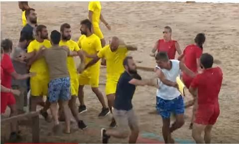 Survivor 2: Πιάστηκαν στα χέρια Τούρκοι και Ρουμάνοι - Το βίντεο που δεν είδαμε ποτέ!