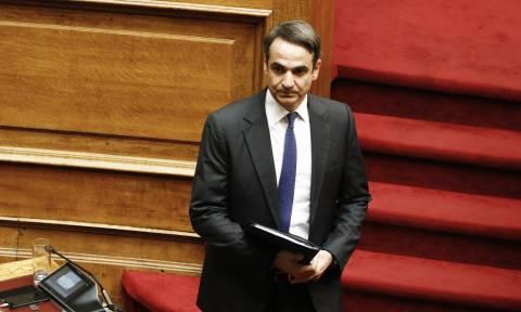 Βουλή - Μητσοτάκης σε Τσίπρα: Στηρίξτε την πρόταση για Προανακριτική, για να λάμψει η αλήθεια