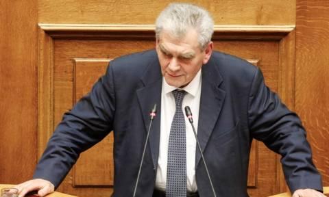 Βουλή – Παπαγγελόπουλος για την πρόταση ΝΔ: Νομικά έωλη και λογικά εντελώς ανακόλουθη (vid)