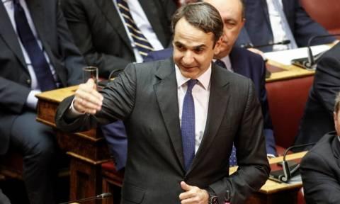 Μητσοτάκης: Ανεύθυνη η κυβέρνηση - Δεν διαπραγματευόμαστε σπιθαμή ελληνικής γης