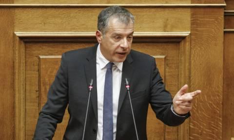 Βουλή - Θεοδωράκης για πρόταση ΝΔ: Θα πρέπει να διερευνηθούν τα πάντα για τους πρώην και τους νυν