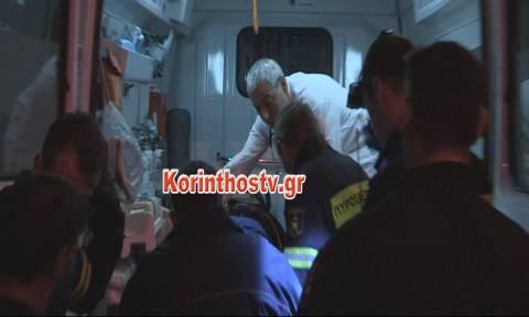 Σοκ στο Λουτράκι: 12χρονος έπεσε σε ρέμα από ύψος 5 μέτρων (pics - vid)