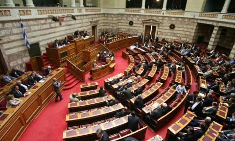 Βουλή: «Όχι» στην πρόταση της ΝΔ για τη σύσταση Προανακριτικής Επιτροπής
