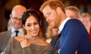Η Μέγκαν Μαρκλ βαπτίστηκε για να παντρευτεί τον πρίγκιπα Χάρι