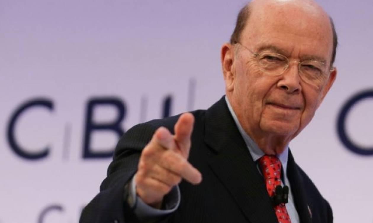 ΗΠΑ: Αναγκαίοι οι δασμοί σύμφωνα με τον υπουργό Εμπορίου
