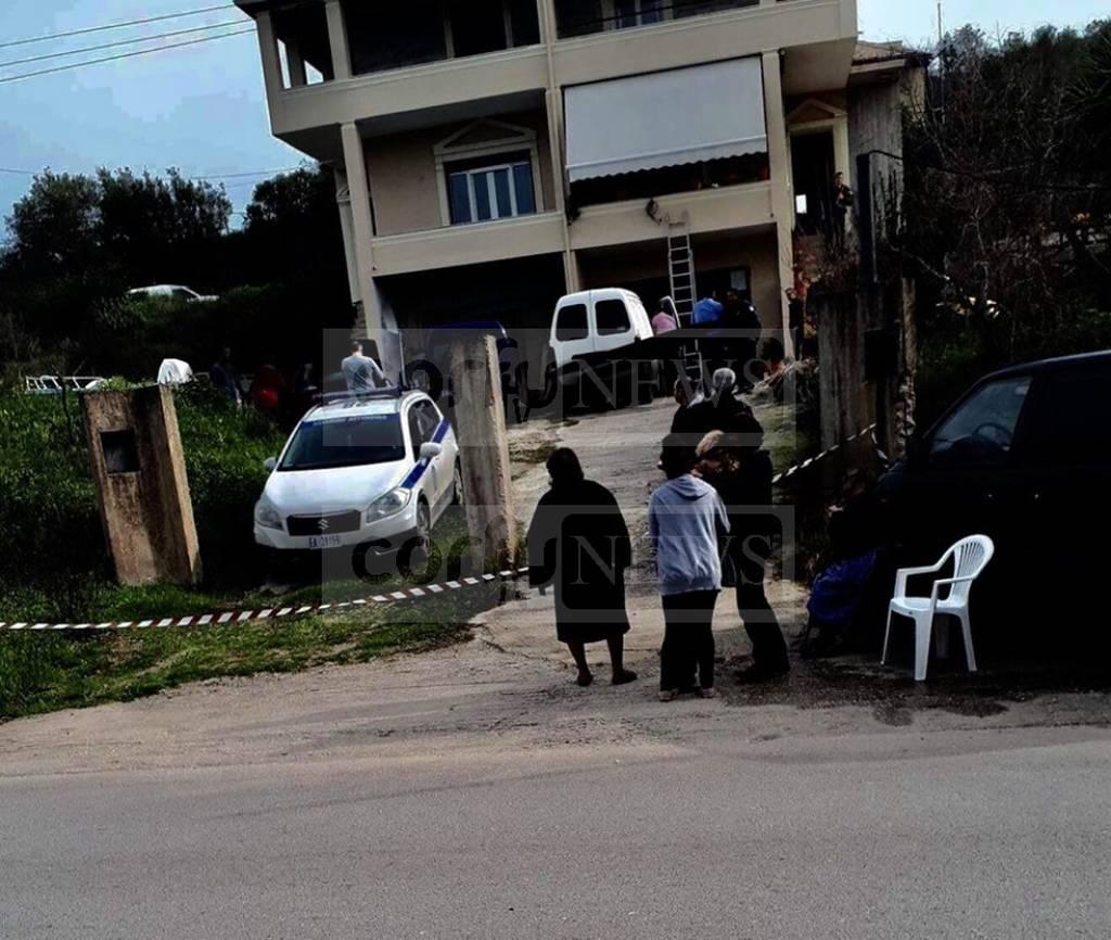 ΕΚΤΑΚΤΟ - Κέρκυρα: Αστυνομικός πυροβόλησε και σκότωσε τη σύζυγό του (pics)