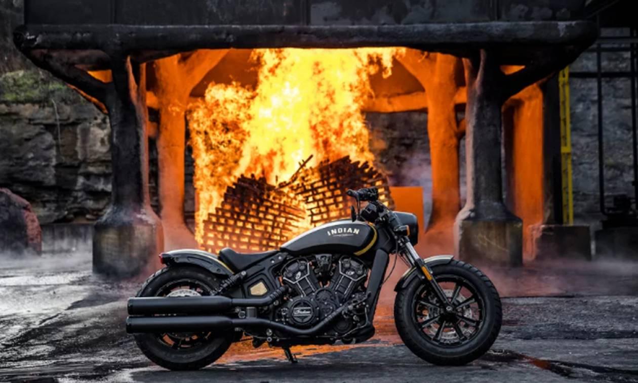 Πάθαμε πλάκα με τη μοτοσικλέτα Jack Daniel's! (pics)