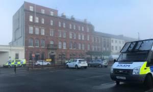 Συναγερμός στη Βρετανία: Ομηρεία σε ξενοδοχείο στην Κάμπρια (Pics)
