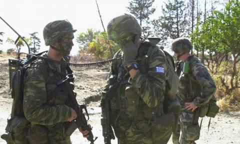 Έλληνες στρατιωτικοί - «Θρίλερ» στον Έβρο: Αλλάζουν οι κανόνες εμπλοκής στην ελληνοτουρκική μεθόριο