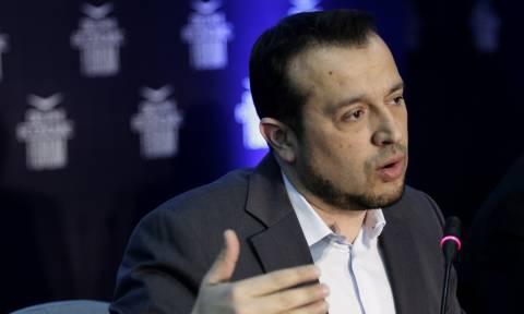 Νίκος Παππάς: Κατεβαίνει ταχέως τις κλίμακες της σοβαρότητας η κυρία Ασημακοπούλου