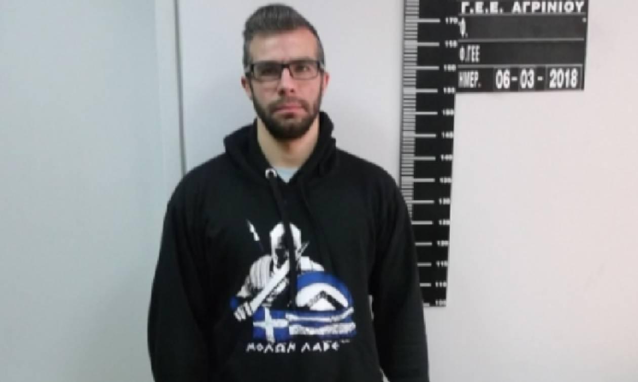 Αγρίνιο: Σήμερα η απολογία του 30χρονου «δράκου» - Συνεχίζονται οι καταγγελίες