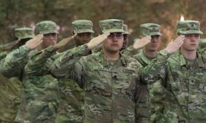 Στρατιωτική παρέλαση τον Νοέμβριο στην Ουάσινγκτον