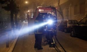 Θεσσαλονίκη: Μολότοφ και καμένα αυτοκίνητα στο κέντρο της πόλης
