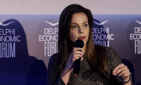 Αχτσιόγλου: Θα προχωρήσουμε σε διορθωτικές παρεμβάσεις στο Ασφαλιστικό