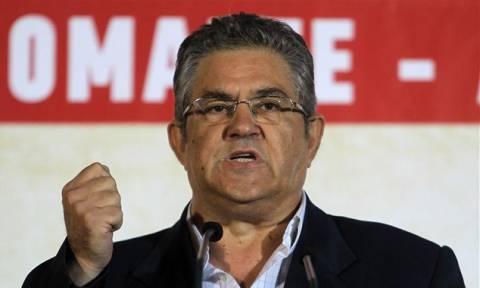Κουτσούμπας: Εκτός ελέγχου η κατάσταση στα ελληνοτουρκικά