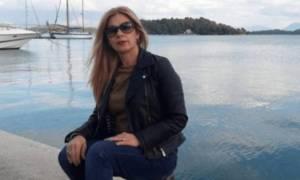 Κέρκυρα: Θρήνος στην κηδεία της 56χρονης που δολοφονήθηκε από τον σύζυγό της