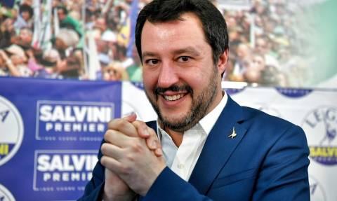Σαλβίνι: Η προεδρία Βουλής και της Γερουσίας πρέπει να δοθεί σε όσους κέρδισαν τις εκλογές