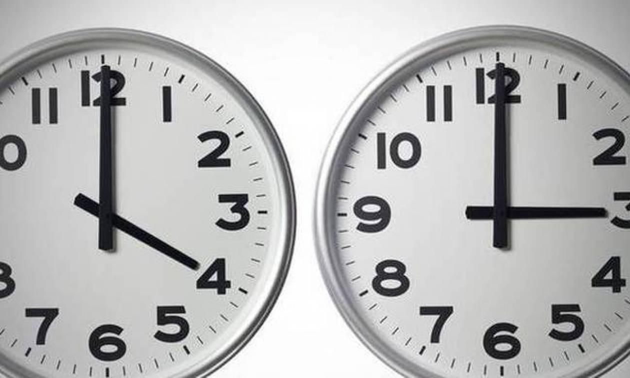 Αλλαγή ώρας 2018  Δείτε πότε και γιατί θα νυχτώνει πιο αργά. 8af3be34705