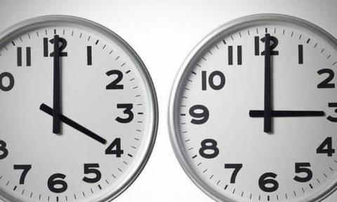Αλλαγή ώρας 2018: Δείτε πότε και γιατί θα νυχτώνει πιο αργά...
