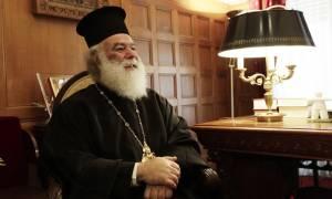 Πατριάρχης Αλεξανδρείας: Ο Τίμιος Σταυρός να προστατεύει την Αίγυπτο, την Ελλάδα και την Κύπρο