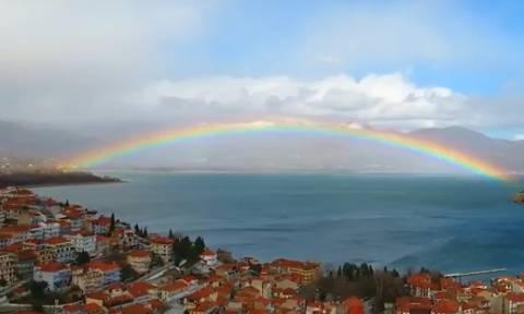 Καστοριά: Η μαγεία της φύσης μέσα από ένα συγκλονιστικό βίντεο