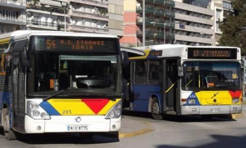 Θεσσαλονίκη: Οδηγός του ΟΑΣΘ εντόπισε ηλικιωμένο που αγνοούνταν