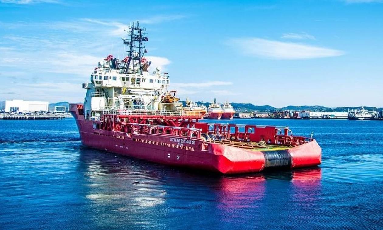 Στην Κύπρο την Τετάρτη το ερευνητικό σκάφος της ExxonMobil