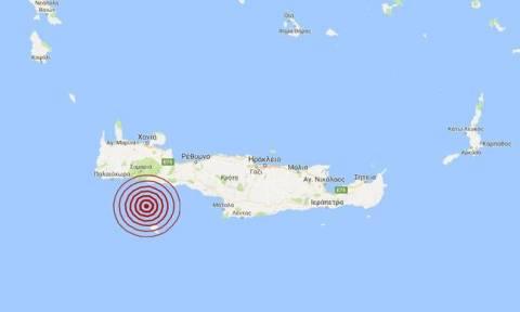 Σεισμός κοντά στη Γαύδο (pic)