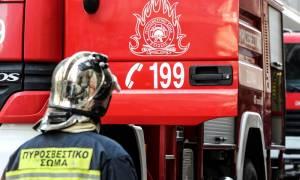 Συναγερμός στην Εθνική Οδό Αθηνών - Λαμίας