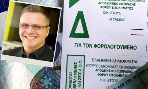 Ο φοροτεχνικός, Θράσος Μίαρης αποκαλύπτει στο Newsbomb.gr τα δικαιώματά σας (video)