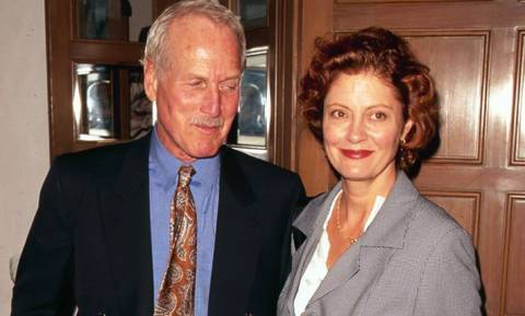 Η Σούζαν Σάραντον αποκάλυψε ότι ο Πολ Νιούμαν της έδωσε κάποτε μέρος της αμοιβής του!
