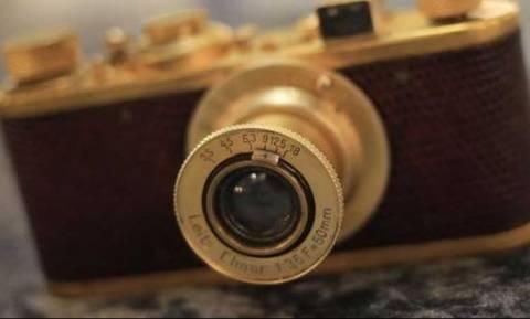 Η «πιο ακριβή παγκοσμίως» φωτογραφική μηχανή πωλήθηκε 2,4 εκατομμύρια ευρώ