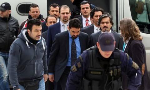 Συμβούλιο Εφετών: Την Παρασκευή εξετάζεται εκ νέου το αίτημα για την έκδοση των Τούρκων στρατιωτικών