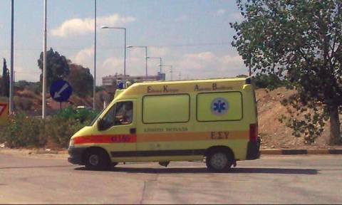 Μυτιλήνη: Μετανάστης ανέβηκε σε κολόνα της ΔΕΗ για να διαμαρτυρηθεί και τον χτύπησε το ρεύμα
