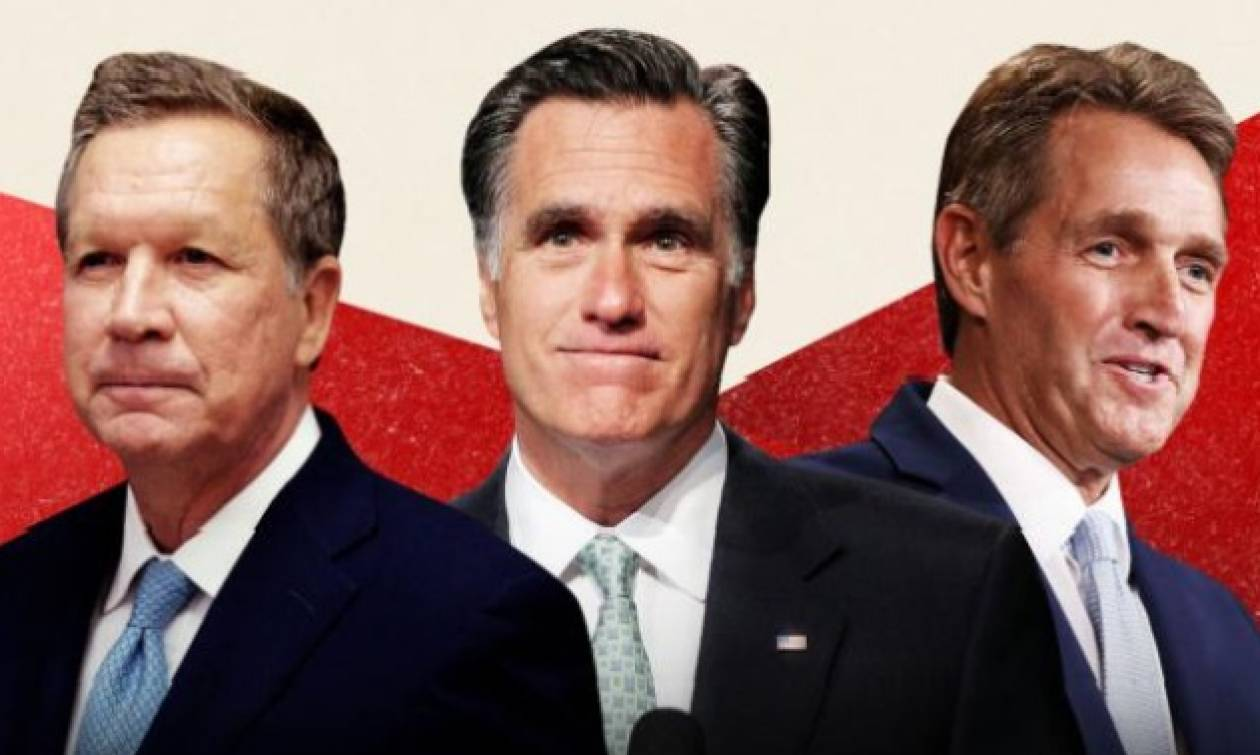 ΗΠΑ: Αυτοί είναι οι τρεις πιθανοί Ρεπουμπλικανοί αντίπαλοι του Τραμπ