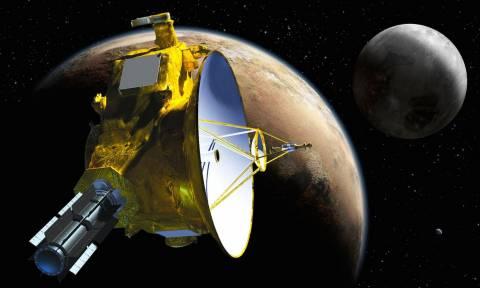 NASA – Τα ελληνικά ονόματα που προτάθηκαν για τον επόμενο στόχο του σκάφους New Horizons
