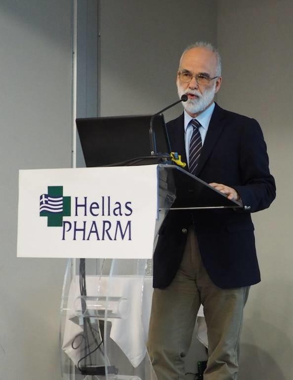 Πάνος Τσίτσιος, Medical Director της ΒΙΑΝΕΞ