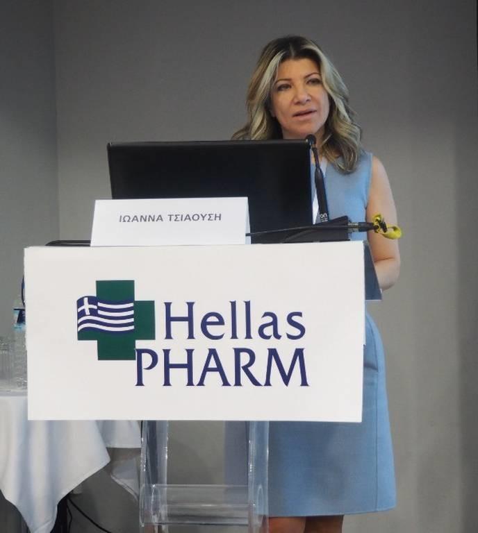 Ιωάννα Τσιαούση, Medical Director της ΒΙΑΝΕΞ