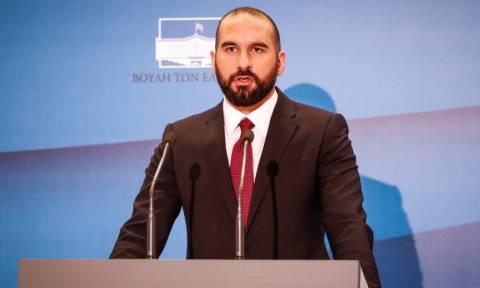 Τζανακόπουλος: ΝΔ και Σαμαράς να απαντήσουν στα νέα στοιχεία για τη Novartis