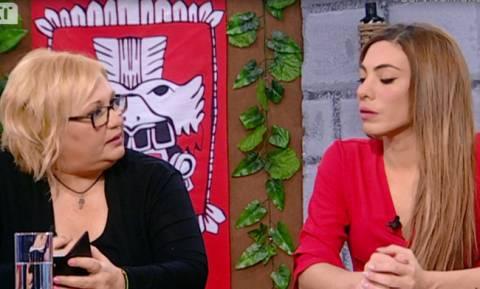 Survivor Πανόραμα: Η Καίτη Φίνου την «είπε» στη Βαλαβάνη!