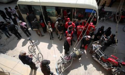 Δραματική η κατάσταση στην Αφρίν από την τουρκική επίθεση: «Μας έκοψαν το νερό, θα πεθάνουμε»