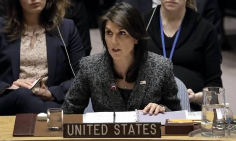 Οι ΗΠΑ κατηγορούν ευθέως τη Ρωσία για την υπόθεση Σκριπάλ