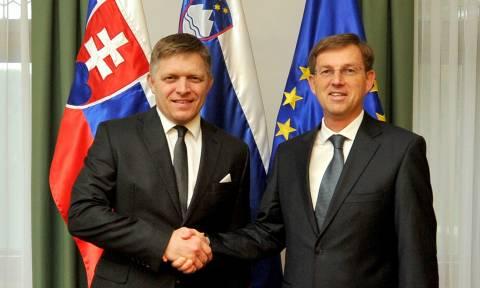 Ταυτόχρονη παραίτηση των πρωθυπουργών Σλοβενίας και Σλοβακίας