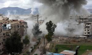 Συρία: Κερδίζει έδαφος ο στρατός του Άσαντ στην ανατολική Γούτα