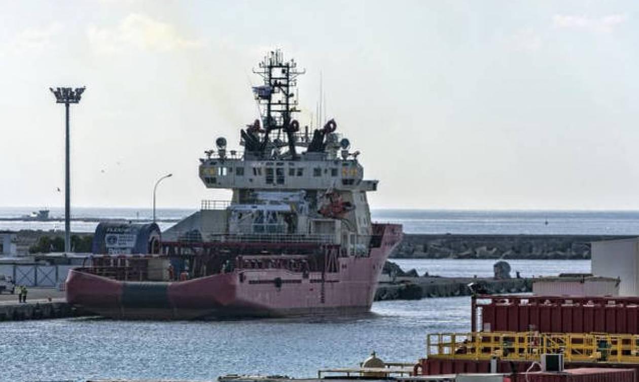 Στην Κύπρο και το δεύτερο ερευνητικό σκάφος της ExxonMobil