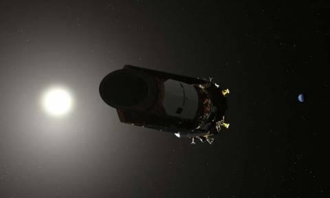 NASA: Αντίστροφη μέτρηση για τον θάνατο του Κέπλερ στο διάστημα (Vid)